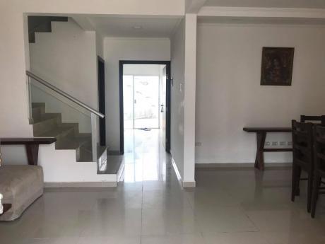 Casa Amoblada En Condominio Urubo Villa Bonita