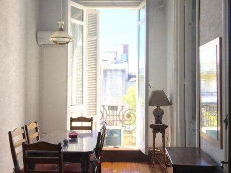 Apartamento Alquiler Anual O Temporal, En El Centro, 2 D, 1b