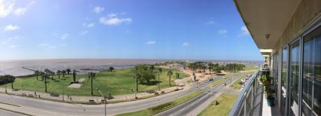 Apartamento En Punta Carretas..la Mejor Vista De Montevideo
