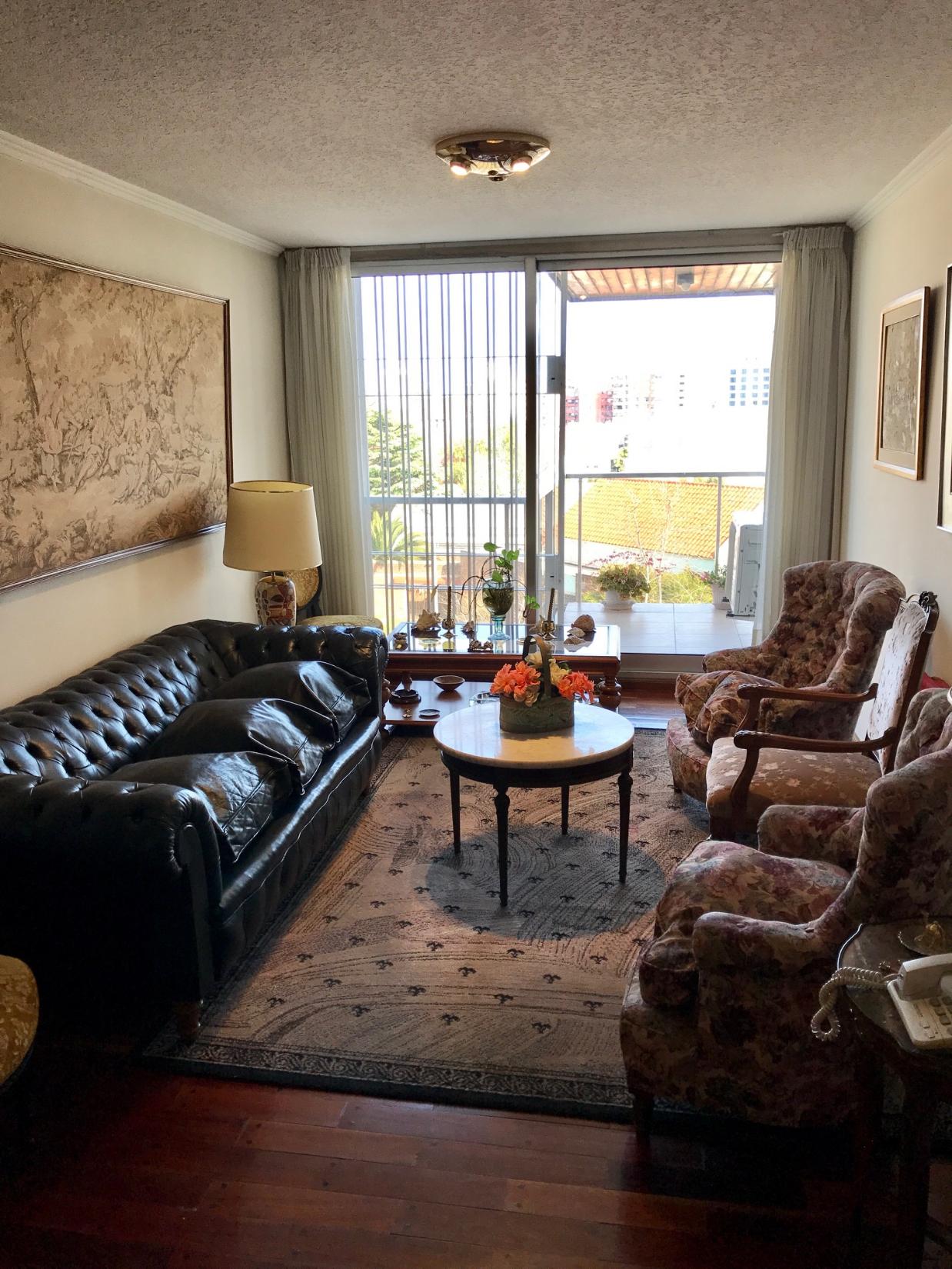 Venta apartamento Pocitos 3 dormitorio