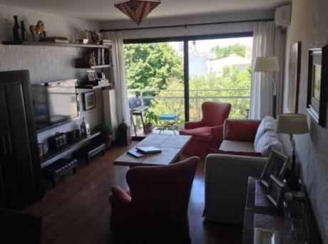 Alquiler Parque Miramar 2 Dormitorios Con Terraza Y Garaje