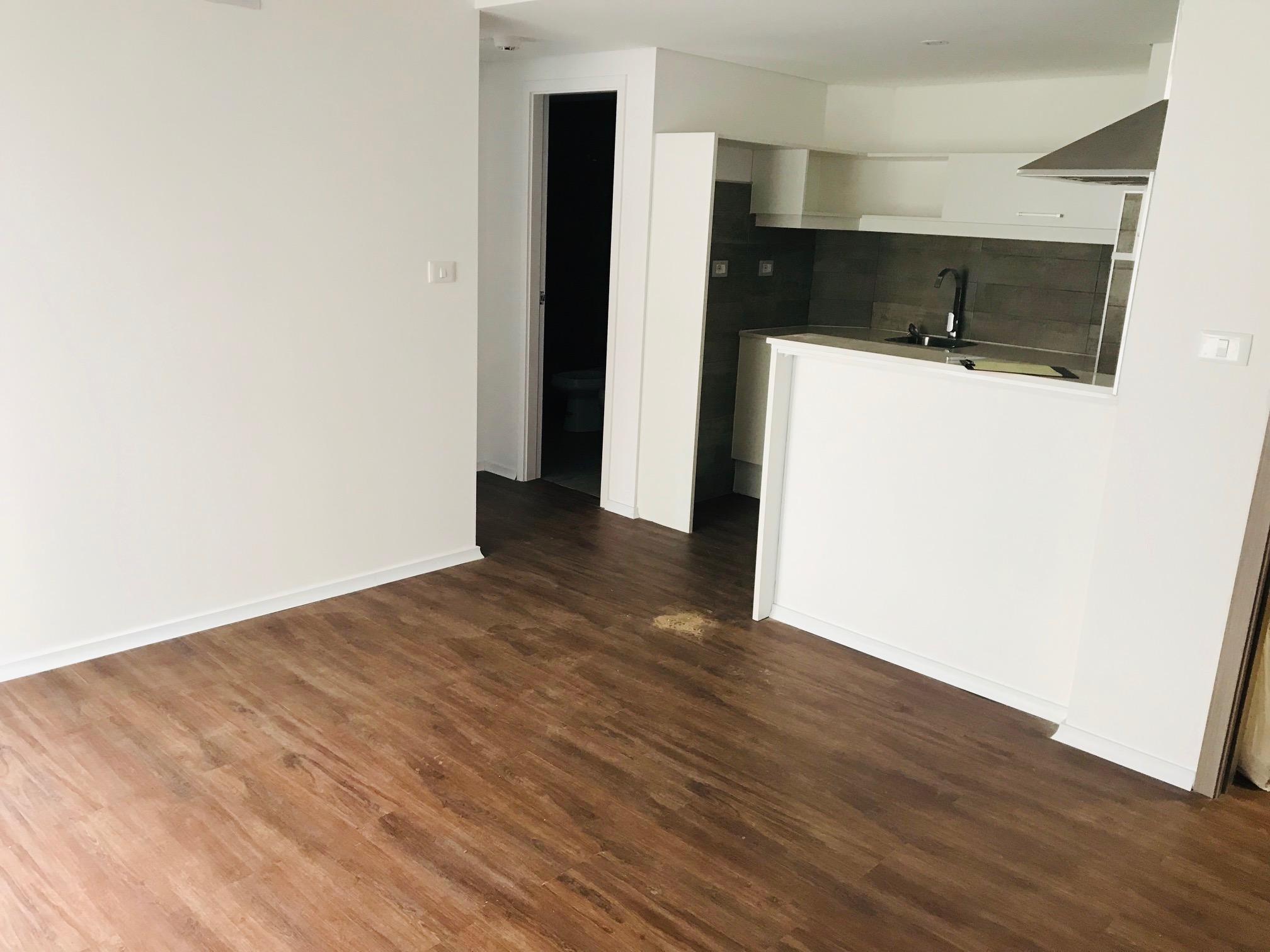 Moderno apartamento a estrenar en La Blanqueada.