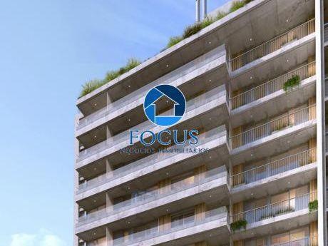 Penthouse 2 Dormitorios Con Gran Terraza Y Parrillero Exlusivo