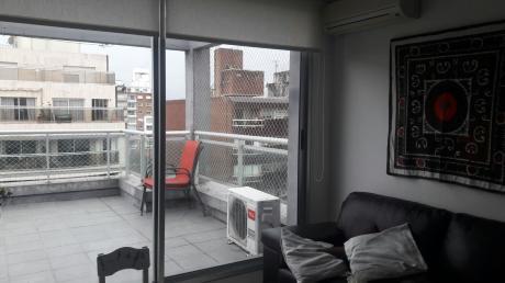 Pent House De Un Dormitorio Con Terraza Y Parrillero Sobre 26 De Marzo