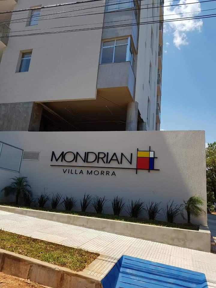 Vendo Dpto A Estrenar De 1 Dormitorio En Villa Morra - Edificio Mondrian