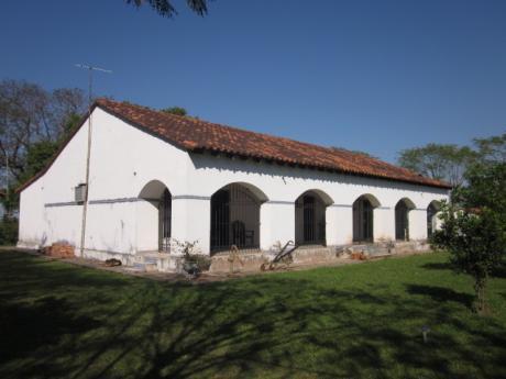 Estancia En Yaguaron - 480 Hectáreas