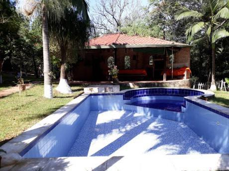 Oferta ... Hermosa Quinta En Cabañas, Caacupé