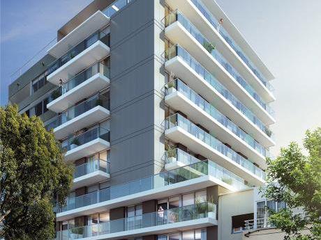 Venta Apartamento A Estrenar En Punta Carretas, 1 Dormitorio!!