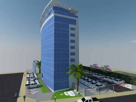 Oficinas Corporativas En Edificio Zona Machain Y Boggiani