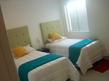 Elegante Departamento A Estrenar De 3 Dormitorios En Villa Morra