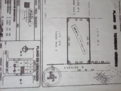 Terreno En El Parque Industrial De Trinidad