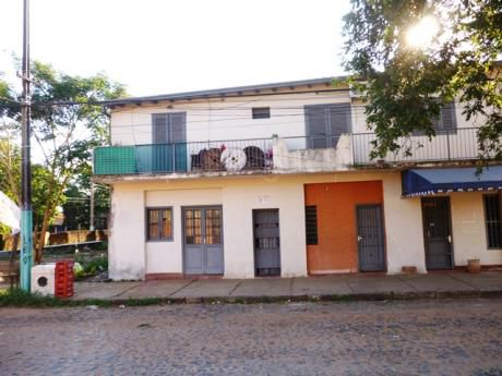 Terreno Urbano Con Casa En Venta En Asunción - Barrio San Pablo
