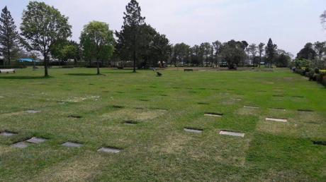 """De#ocacionen Venta Espacio En El """"parque Cementerio"""" , Memorial Park,"""