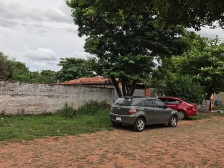 Vendo Terreno De 12x30 En San Lorenzo A  Dos De La Victoria