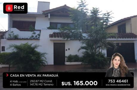Casa En Venta $us. 165.000 Av. Paraguá Entre 3er. Y 4to. Anillo