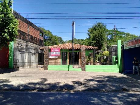 Vendo Casa En San Lorenzo Sobre La Avenida Manuel Ortiz Guerrero