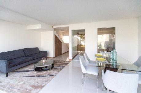 Hermosa Casa A Estrenar En Alquiler Condominio Las Palmas Del Oeste II