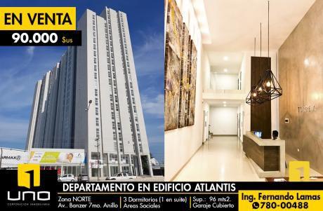 Departamento A Estrena, Edificio Atlantis