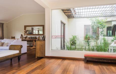 Oportunidad De Alquiler En Casa Carrasco Sur 5 Dormitorios!!