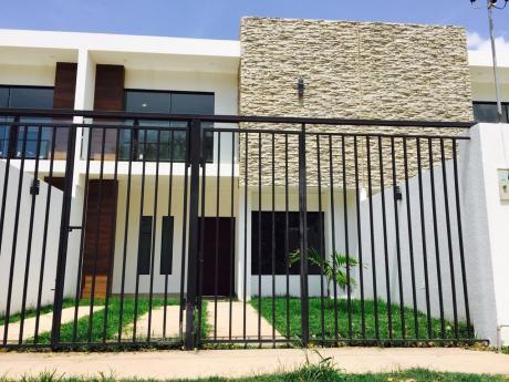 Casas A Estrenar De 2 Pisos - 3 Dorm. - Zona Este