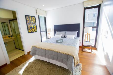 Departamento Amoblado De 2 Dormitorios- Bº Mburucuya
