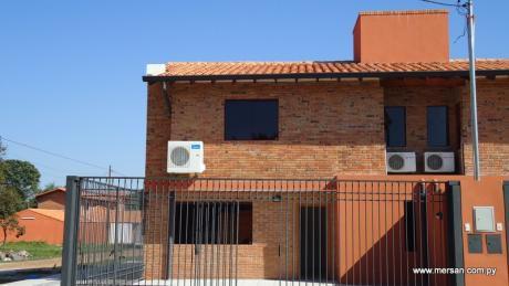 Dúplex En Esquina Zona Quartier Las Marias - San Lorenzo (356)