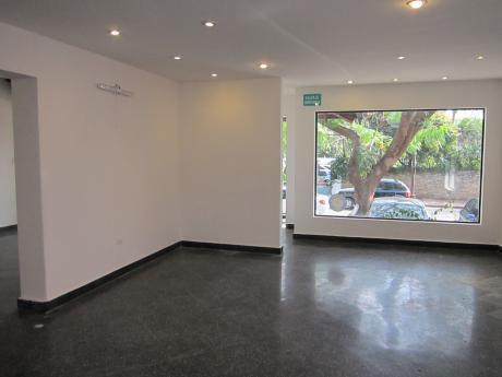 Alquilo Oficina O Local Comercial De 275 M2 En Barrio Herrera