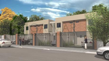 Vendo Duplex A Estrenar En Mariano Roque Alonso En Barrio La Concordia