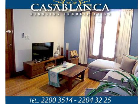 Casablanca - A Pasos Del Shopping Duplex Totalmente Reciclado