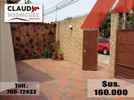 Bonita Casa Cerca A La Avenida Canal Cotoca