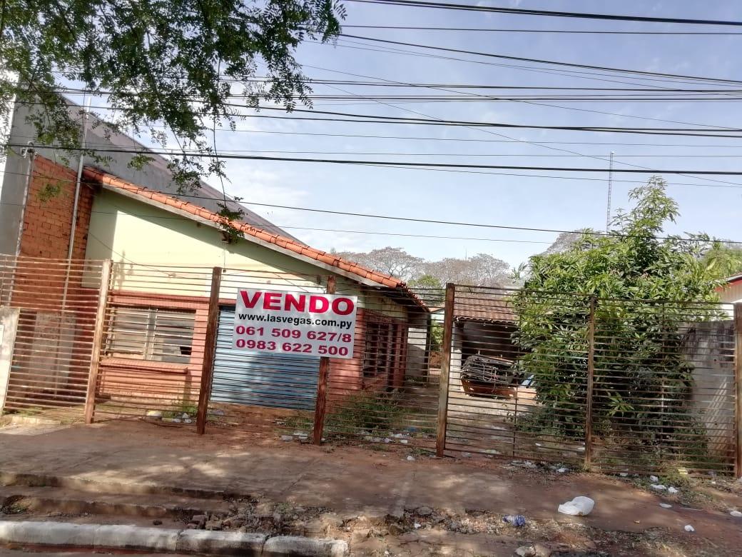Terreno Sobre La Av. Rivas Ortellado  Ideal Para Edificio