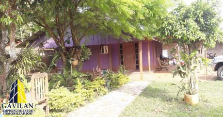 Residencia En Km 30 Minga Guazu