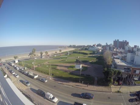 Apartamento Con Garaje Estrenar, La Mejor Vista!! Verde Y Mar!!
