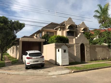 Hermosa Y Amplia Casa En Alquiler Barrio Las Palmas