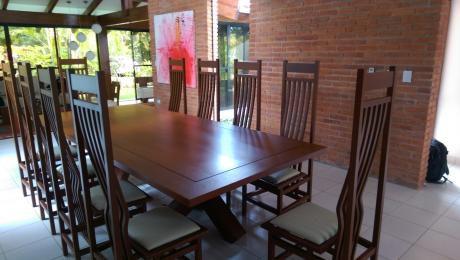 Alquilo Amoblada Casa En Cond. Cerrado Z/ Las Palmas