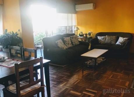 Venta Apartamento Pocitos 4 Dor 2 Baños Gge