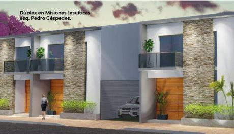 Duplex De 3 Dorm. Lambaré - Zona Sek