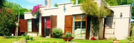Casa A 1 Cuadra De La Playa El Pinar