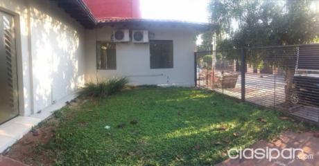 Alquilo Casa En Villa Morra Asunción Para Empresa, Oficina O Consultorios.