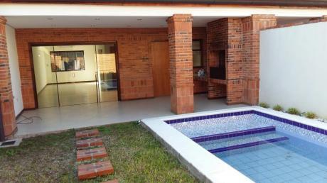 Alquilo Casa Pareada Con Piscina Zona Quinta Colegio San Jose
