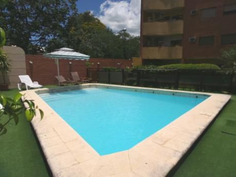 Alquilo Departamento De 3 Dormitorios + Area Servicio En Las Mercedes