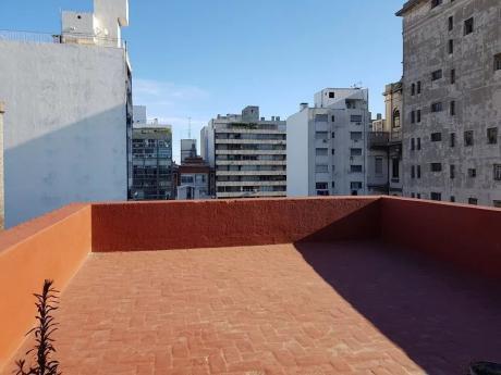 Alquila//vende Ideal Oficina Con Terraza Exclusiva De 35mts2!!!