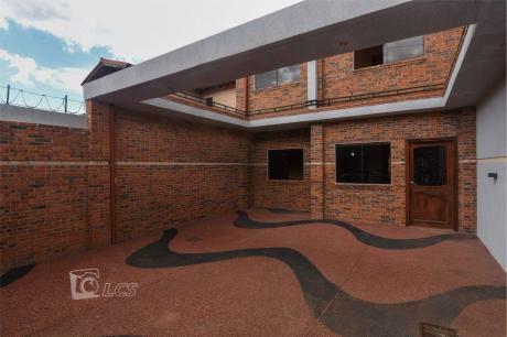Duplex A Estrenar En Lambare, Zona Colegio Gutemberg