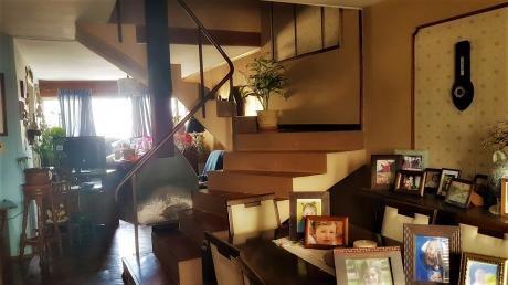 Bvar Artigas Duplex 4 Dormitorios Y Escritorio 2 Baños, Hogar G/C Bajos