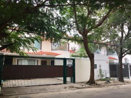 Casa En Alquiler Av. San Martin Entre 3er Y 4to Anillo