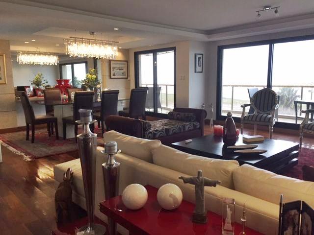 Alquler Precioso Y Moderno Apto Con Muebles En Rambla.