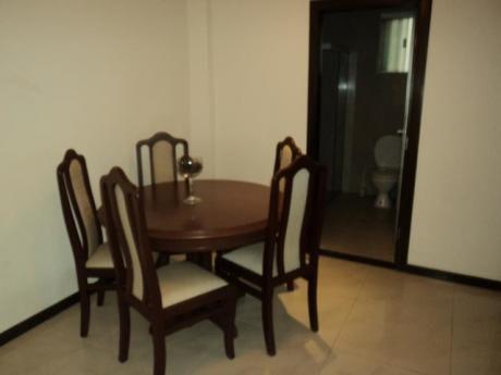 Departamento Amoblado En Condominio En Alquiler De 3 Dormitorios