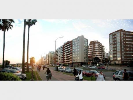 Villa Biarritz- Monoambiente C/patio 50 Mts