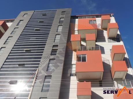 Hermoso Departamento Inmediaciones Av. Uyuni Y Av.melchor Urquidi