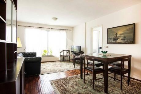 Apartamento En Alquiler Amoblado En Malvin 1 Dormitorio